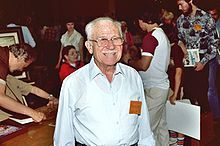 Clarence Nash - from Watonga, Oklahoma, was the voice of Donald Duck