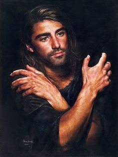 From images of baby Jesus to the resurrection painting of Christ, child prodigy artist Akiane Kramarik paintings show 7 Jesus pictures seen in visions from God Akiane Kramarik Paintings, Image Jesus, Child Prodigy, Jesus Painting, Painting Art, Oil Paintings, Saint Esprit, Prince Of Peace, Prophetic Art