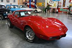 1978 Corvette Anniversary Edition SOLD!