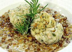 Risotto, Jam Jam, Veggies, Vegetarian, Fruit, Ethnic Recipes, Dressing, Food, Potato
