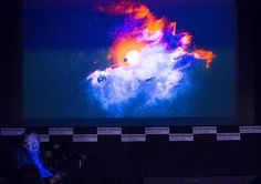 Stephen Hawking a présenté l'initiative Breakthrough Listen, le 20 juillet 2015 à Londres.
