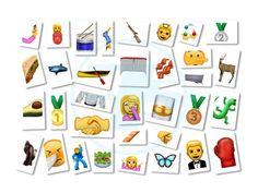 Estos son los nuevos Emoji que ya fueron aprobados para el 2016 - http://www.esmandau.com/179900/estos-son-los-nuevos-emoji-que-ya-fueron-aprobados-para-el-2016/