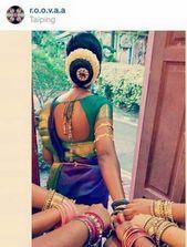 Trendy Ideas Hair Bun With Saree Indian Bridal Indian Bridal Hairstyles, Wedding Hairstyles For Long Hair, Bride Hairstyles, Trendy Hairstyles, South Indian Bride Hairstyle, Indian Hair, Desi Wedding, Saree Wedding, Hair Wedding