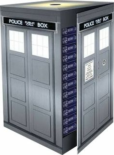 Destiny of the Doctor: Complete Series CD Box Set For the 50th anniversary of Doctor Who, Big Finish Productions has produced a special range of audiobooks each focusing on one of the eleven Doctors.