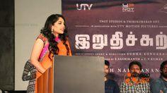 Ritika Singh-INTERNATIONAL KICKBOXER TURNS ACTRESS, Mumtaz Sorcar in IRU...
