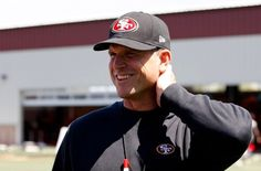 49ers coach Jim Harbaugh knows his Shakespeare