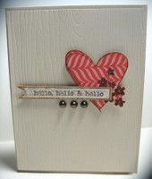 A Project by minna40 from our Stamping Cardmaking Galleries originally submitted 05/30/12 at 12:33 PM