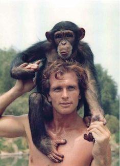 TARZAN RON ELY IN LANE on Pinterest | Ely, Tarzan and Cheetahs