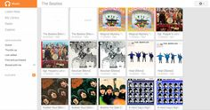 Google now lets you upload 50,000 songs to the cloud for free This is a pretty amazing deal  Photo: Google Play Music Beatles