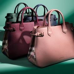 The New Burberry Spring/Summer 2015 Accessories Collection