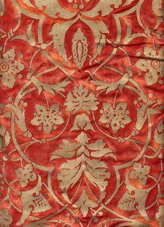 Fortuny Print Fabric