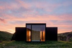 Tiny Prefab Minimod Home - A New Take On The Small Cabin