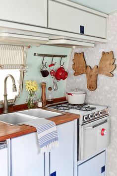 Airstream Makeover - Travel Trailer Decor