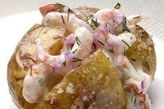 & Watercress Salad in a Greek and lemon dressing. | Jacket Potatoes ...