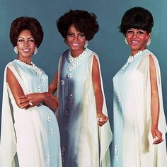 Diana Ross & The Supremes.