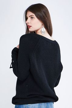 Outfits Of New York Knit Top
