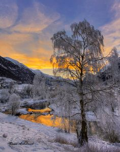 Moods of Norway winter by RuneAskeland. Please Like http://fb.me/go4photos and Follow @go4fotos Thank You. :-)
