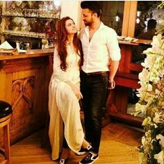 Celebrity Singers, Celebrity Couples, Tv Actors, Actors & Actresses, Atif Aslam Wife, Indian Star, Marriage Goals, Stylish Couple, Pakistani Actress