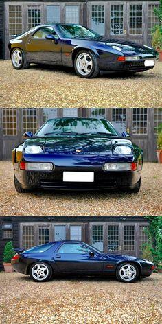 1992 PORSCHE 928 GTS 5.4 V8.