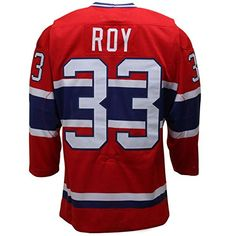 Montreal Canadiens Throwback Jerseys