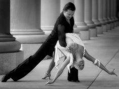 When you feel sad dance.  #latin #dance #couple