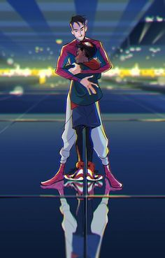 Spider-Man: Into the Spider-Verse Marvel Dc Comics, Marvel Memes, Marvel Avengers, Ms Marvel, Captain Marvel, Miles Morales, All Spiderman, Amazing Spiderman, Marshmello Wallpapers
