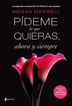 Buy Pídeme lo que quieras, ahora y siempre by Megan Maxwell and Read this Book on Kobo's Free Apps. Discover Kobo's Vast Collection of Ebooks and Audiobooks Today - Over 4 Million Titles! I Love Books, Good Books, Books To Read, My Books, This Book, Megan Maxwell Libros, Eric Zimmerman, Hunger Games Novel, Ebooks Pdf