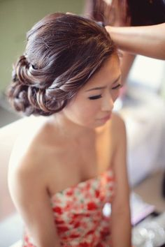 2014 Wedding hair TRENDS!  - See more in The Bridal Dish Blog!