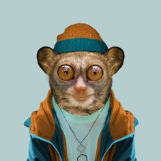 Zoo Portraits – Become the Animal