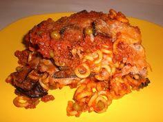Anelletti siciliani - pasta al forno la ricetta vera