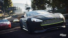 Need for Speed Rivals Aston-Vanquish by PlayStation.Blog, via Flickr