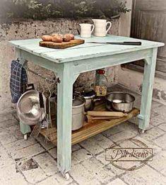 Madera en la cocina | Decorar tu casa es facilisimo.com