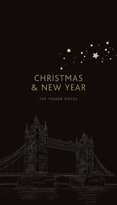 The Tower Hotel Christmas brochure 2014