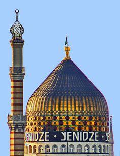 Dresden: Yenidze von Gerhard M. Eder