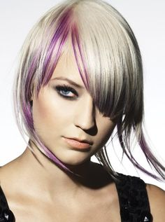 Bright Hair Color Ideas | Check out the top trends in hair coloring and go for a bolder and ...