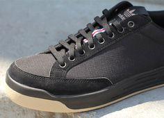 adidas Originals Rod Laver – Black – Gum  http://www.facebook.com/DressShoesandSneaker  http://dressshoesandsneakers.tumblr.com/