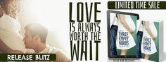 🤰 #RELEASEBLITZ Title: Three Empty Words Author: Gen Ryan Publisher: Hot Tree Publishing Genre: Romantic Comedy Release Date: September 9, 2017 @givemebooksblog @hottreepubs @genryan15   #ThreeEmptyWords  #GenRyan