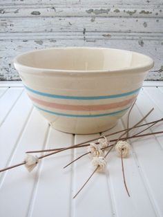 McCoy mixing bowl