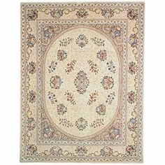 Safavieh PC107C Persian Court Ivory Kerman Rug Rug Size: 3' x 5' by Safavieh. $145.00. 3 ft. x 5 ft.. Hand Tufted. Made of Wool and Silk Rectangular:. 4 ft. W x 6 ft. L. 3 ft. W x 5 ft. L. PC107C-3 Rug Size: 3' x 5' Features: -Technique: Tufted.-Material: Silk and Wool Blend.-Cotton backing.-Vacuum regularly. Brushless attachment is recommended..-Avoid direct and continuous exposure to sunlight..-Do not pull loose ends; clip them with scissors to remove..-Remove spills immed...