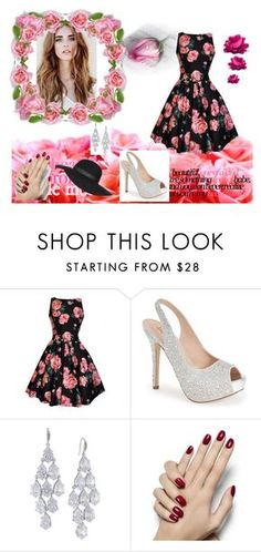 """""""Fashion set #11"""" by dandi-gramov ❤ liked on Polyvore featuring Lauren Lorraine, Carolee, Topshop, women's clothing, women's fashion, women, female, woman, misses and juniors"""