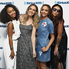Pin for Later: The Girls of Little Mix Are Promoting Body Positivity in the Best Way