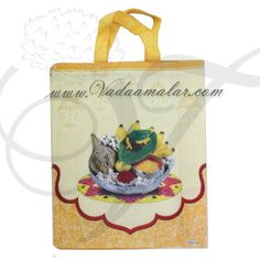 Gift Bag India Weddings Festivals Non Woven Cloth Bags Pouchs Return Gifts