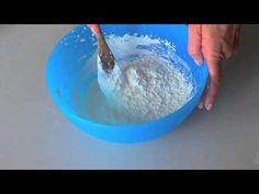 Ricetta pasta di mais a freddo senza cottura - preparazione e colorazione