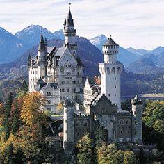 CAN I PLEASE GET MARRIED HERE???? I WOULD DIE!!!!! Wedding Castles – Neuschwanstein Castle