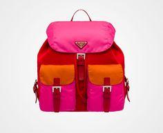 8de5ccef0525 1BZ811 V44 F0R2U V OOC backpack - Handbags - Woman - eStore