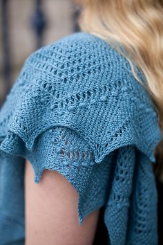 Freyja by Aoibhe Ni - Ravelry loveliness, can't believe this is crochet