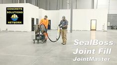 SealBoss was called to meet a contractor at his shop in Kansas City the same day to take a close look at the JointMaster joint filling machine. To learn more about this job click below. #floorrepair Concrete Repair Products, Kansas City, Home Appliances, Pumps, Flooring, Meet, Shop, House Appliances, Pumps Heels