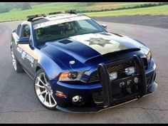 Ford Mustang Police #supercar #mustang #nave