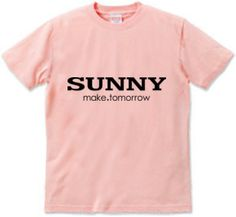SUNNY make.tomorrow