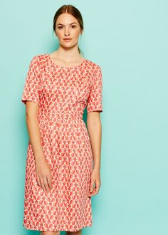 People Tree | Orla Kiely Wallflower tea dress